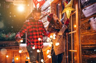 Le più belle decorazioni natalizie da esterno