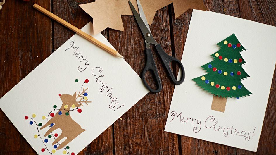Biglietti di Natale fai-da-te: le idee più belle e originali