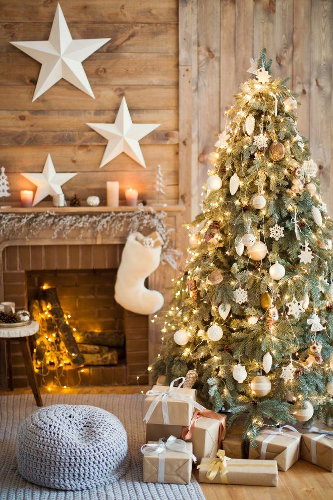 Foto Alberi Di Natale In Casa.Idee Per L Albero Di Natale Ecco Quelli Piu Belli E