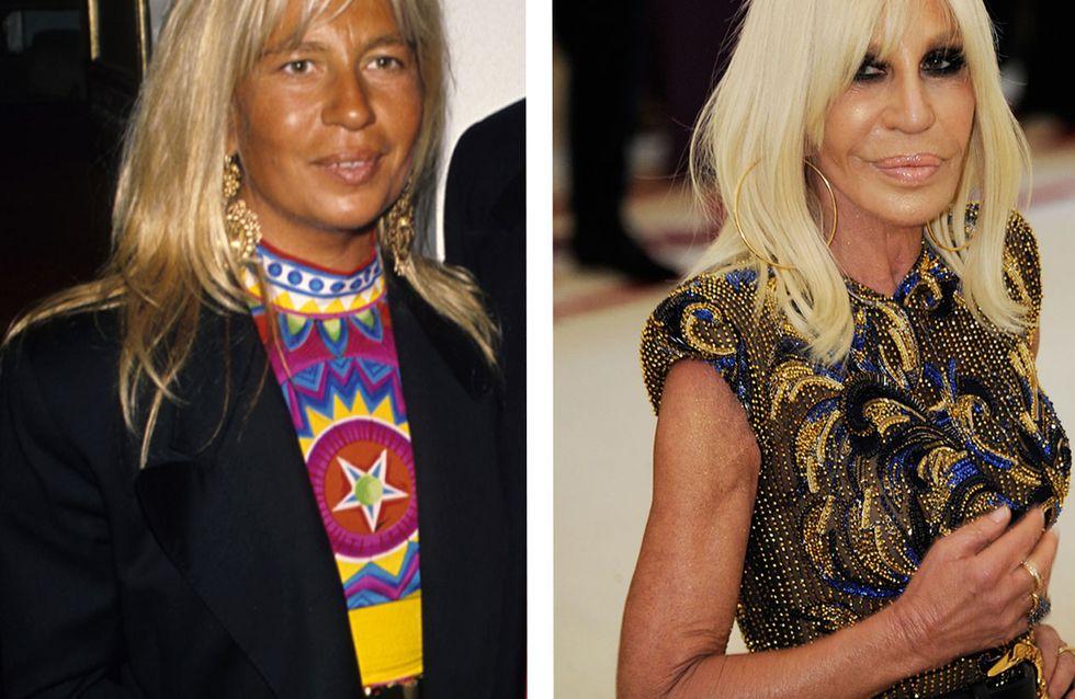 Modeikone & Powerfrau: Die Evolution von Donatella Versace