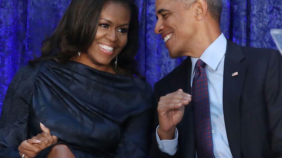 Michelle e Barack Obama: le foto più belle