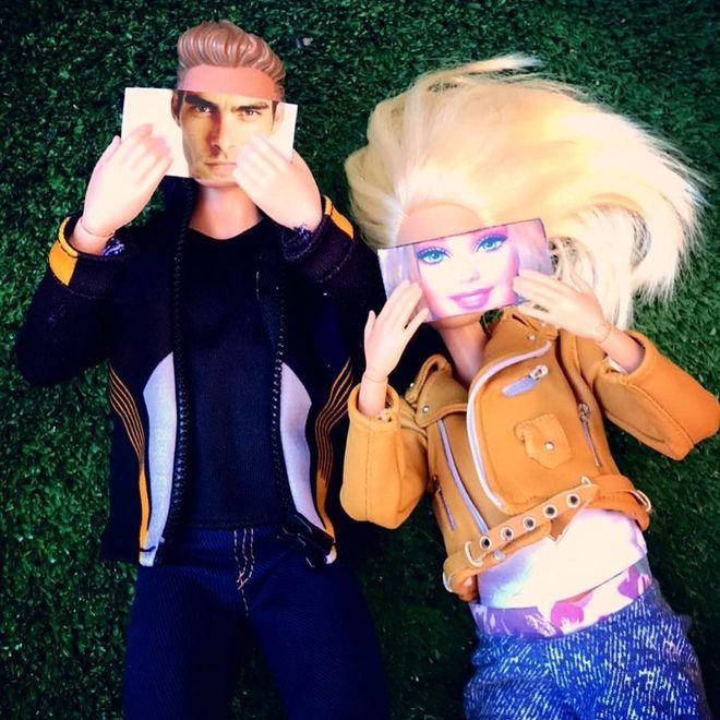 ¡Queremos empezar el año con la pareja de moda!