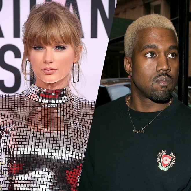 Taylor Swift et Kanye West