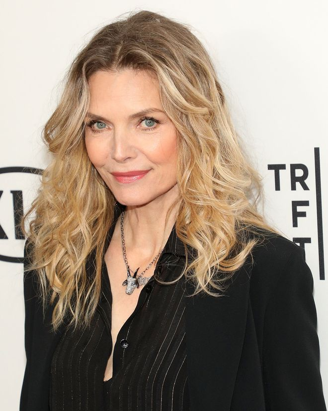 Michelle Pfeiffer, 2018