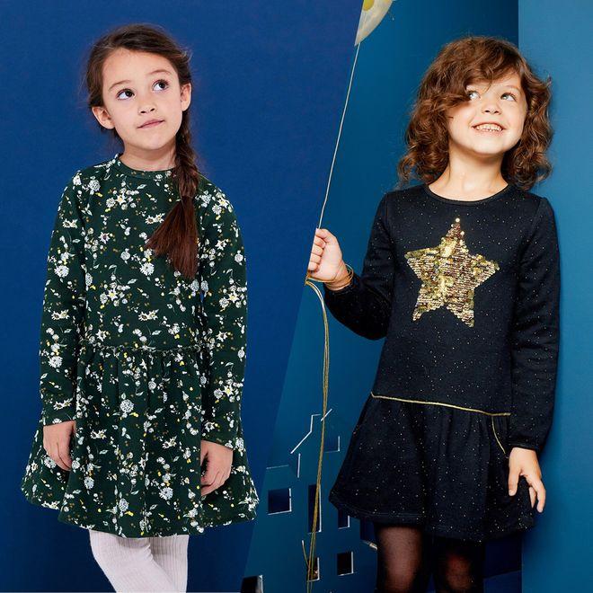 Les plus belles robes de Noël pour filles