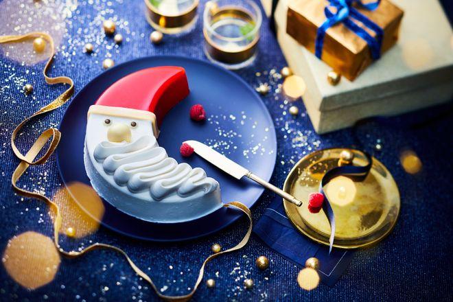 La bûche du Père Noël de Thiriet