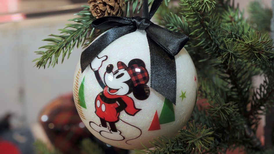 Et si on s'offrait une décoration de Noël Disney ?