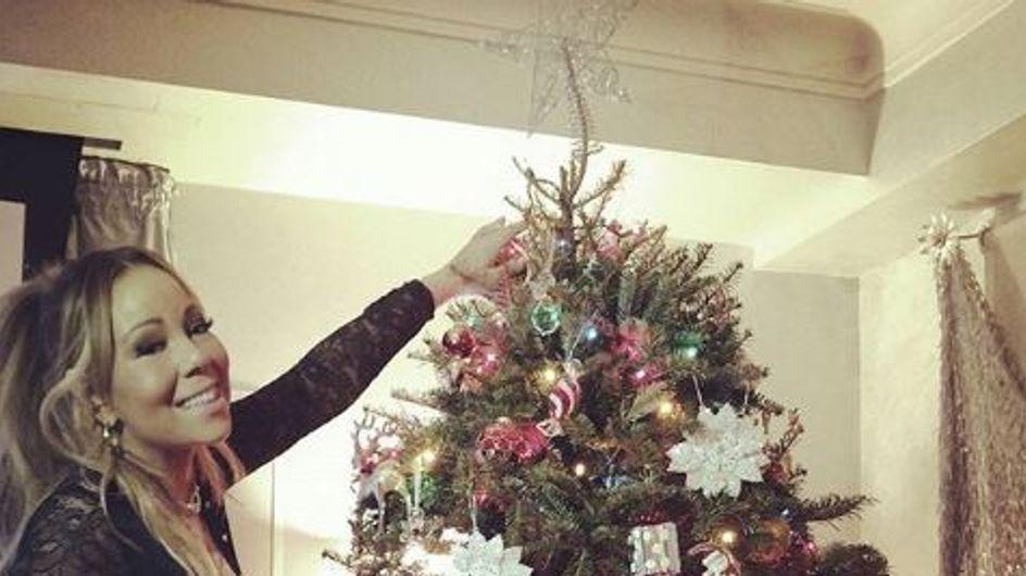 Extravagant oder bodenständig? So feiern die Promis Weihnachten