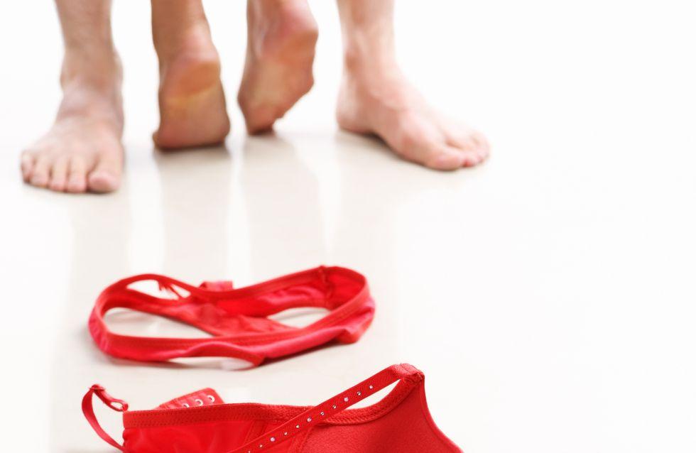 Sexe à la maison : 25 positions pour éviter le lit