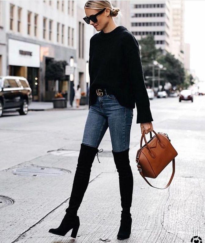 100 botas de moda: el calzado de la temporada