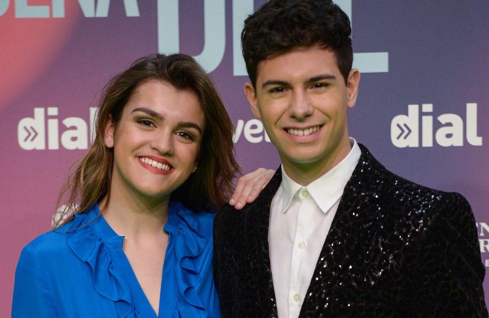 #Almaia y otras parejas de famosos que han roto en 2018