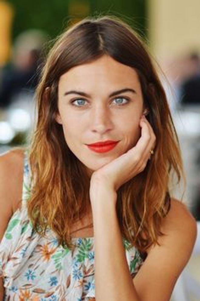 Peinados perfectos para rostros alargados