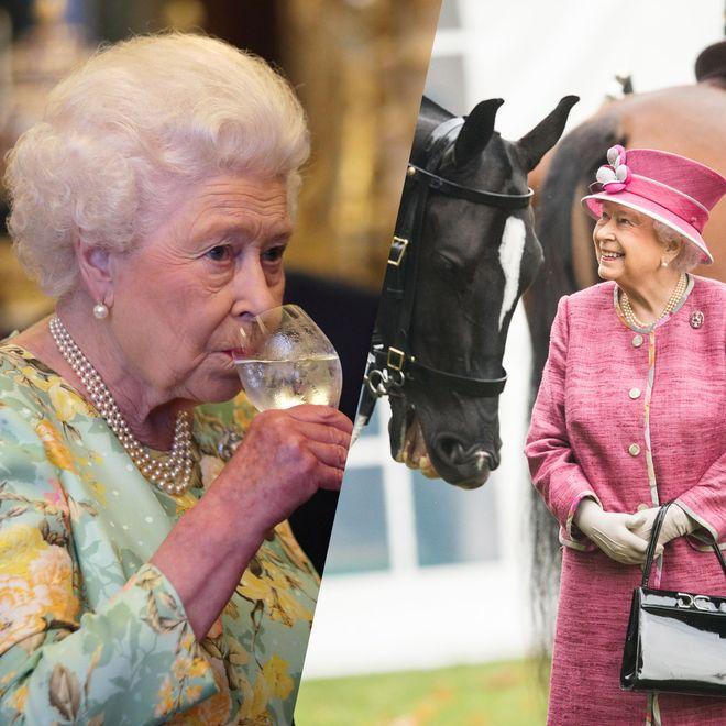 Les trucs les plus étonnants que la reine d'Angleterre fait ou a le droit de faire