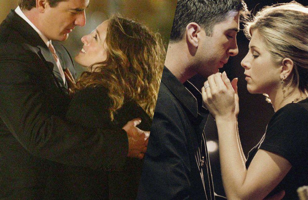 Les baisers les plus attendus dans nos séries préférées