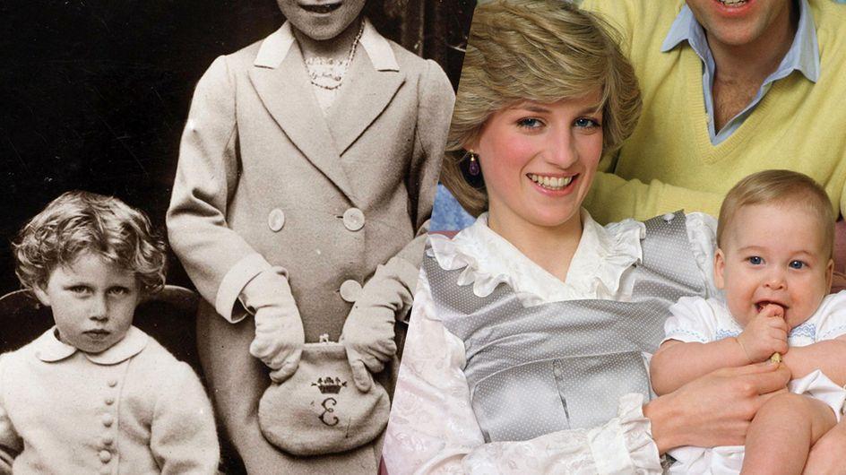 Kleine Zeitreise: DAS waren die ersten offiziellen Fotos der britischen Royals