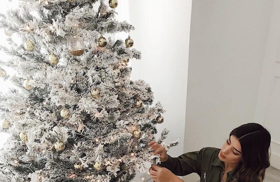 Así es la decoración navideña en casa de los famosos