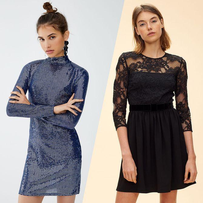 7ad4c0f55bd La petite robe noire pour tenue de Fêtes