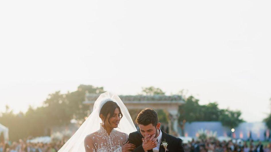 Así ha sido la boda de cuento de Nick Jonas y Priyanka Chopra