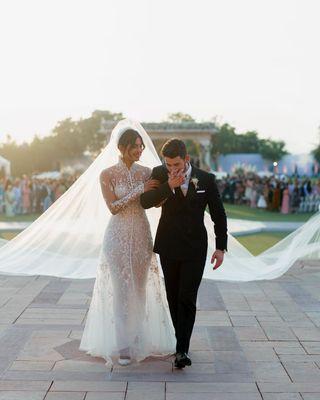 Revivez le mariage de rêve de Nick Jonas et Priyanka Chopra