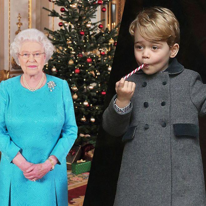 Die Weihnachtstraditionen der britischen Königsfamilie