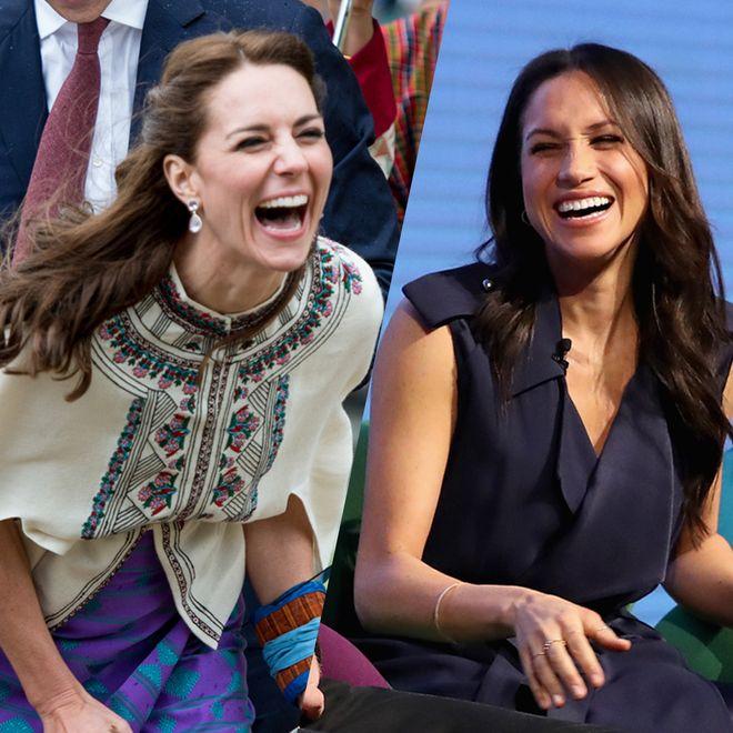 Les fous rires les plus adorables de la famille royale