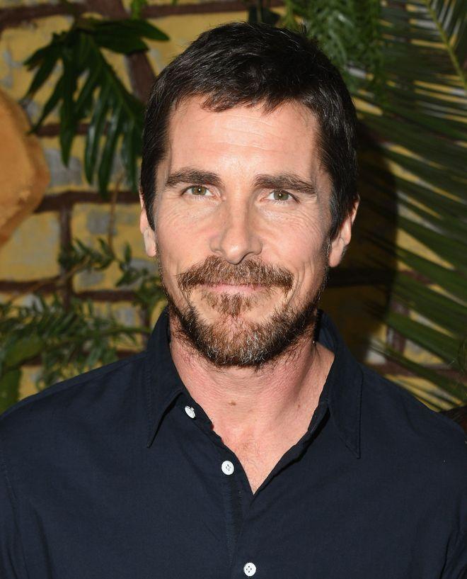 Christian Bale, 'Mogli', 2018