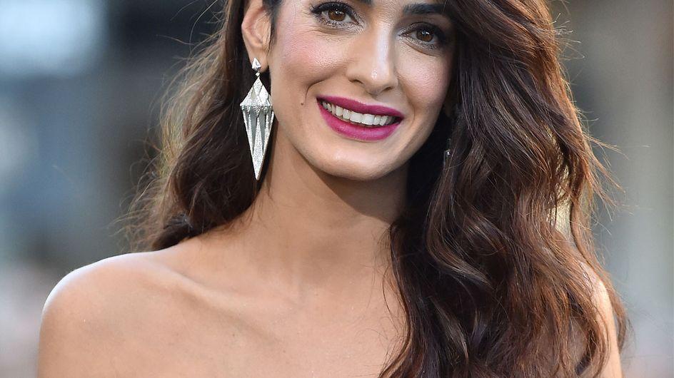 Stilsichere Karrierefrau: Die schönsten Looks von Amal Clooney