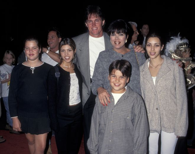 El gran cambio físico de la familia Kardashian