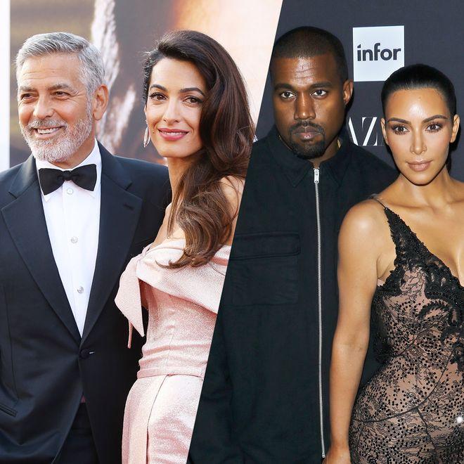 ¿Qué pasó antes de que estos famosos se dieran el 'sí, quiero'?