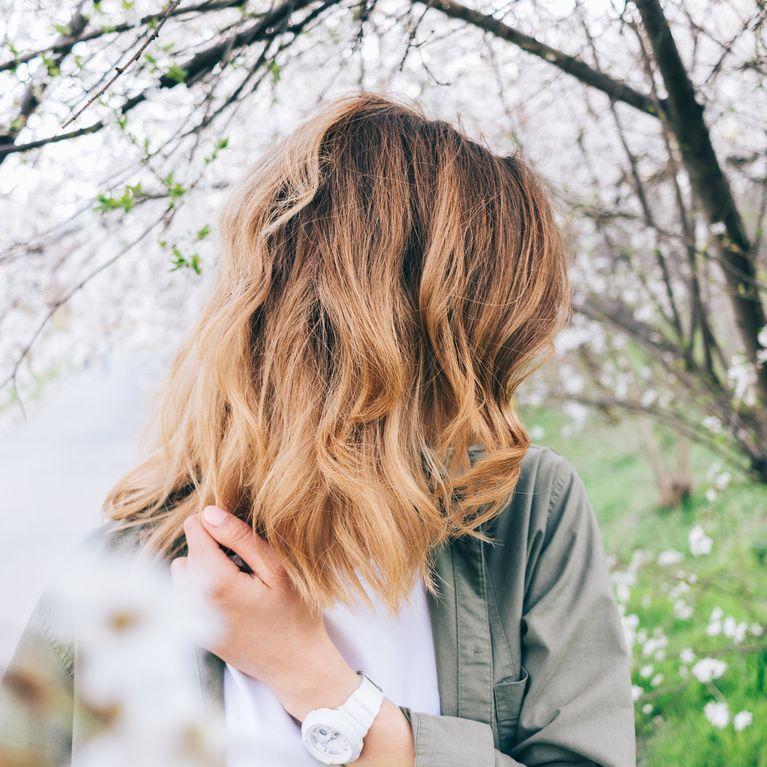 Peinados Y Cortes Para Pelo Rizado Foto Enfemenino