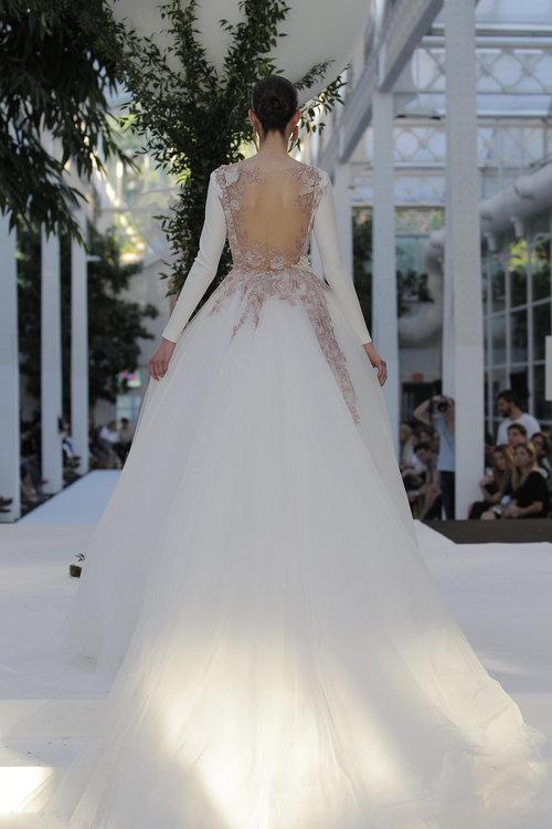60 Vestidos De Novia Con Espaldas Impresionantes