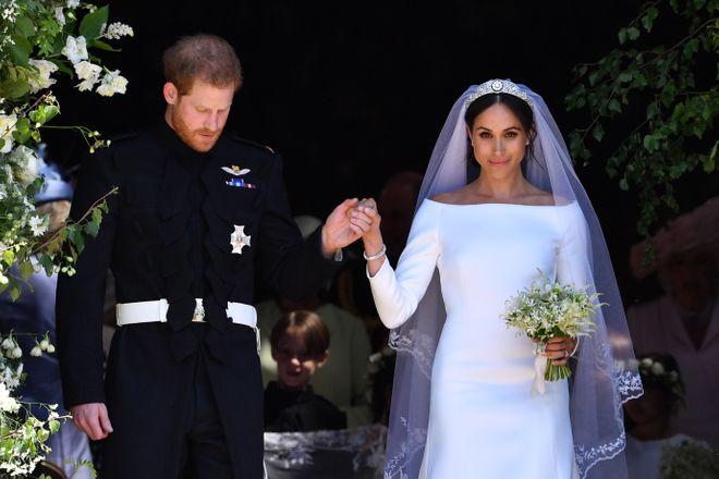 2018: Prince Harry & Meghan Markle