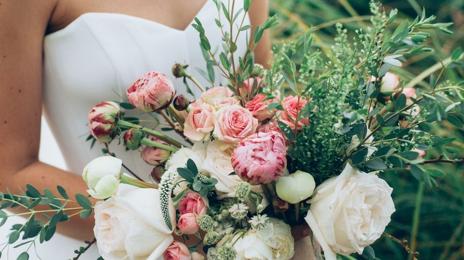 Bouquet da sposa: i fiori per le tue nozze