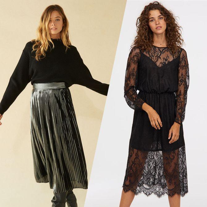 nouveaux styles 1227b 90224 Mode femme fêtes 2018 : 15 robes pour le réveillon