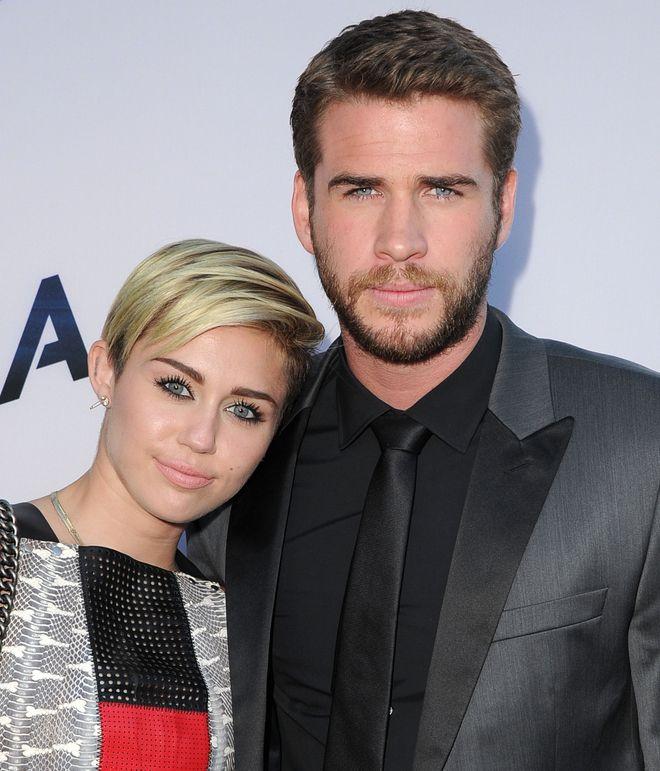 Celebramos la boda de Miley y Liam repasando su historia de amor
