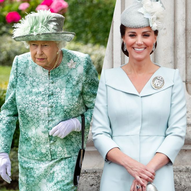 ¿Cuáles son las reglas de vestimenta de la realeza británica?