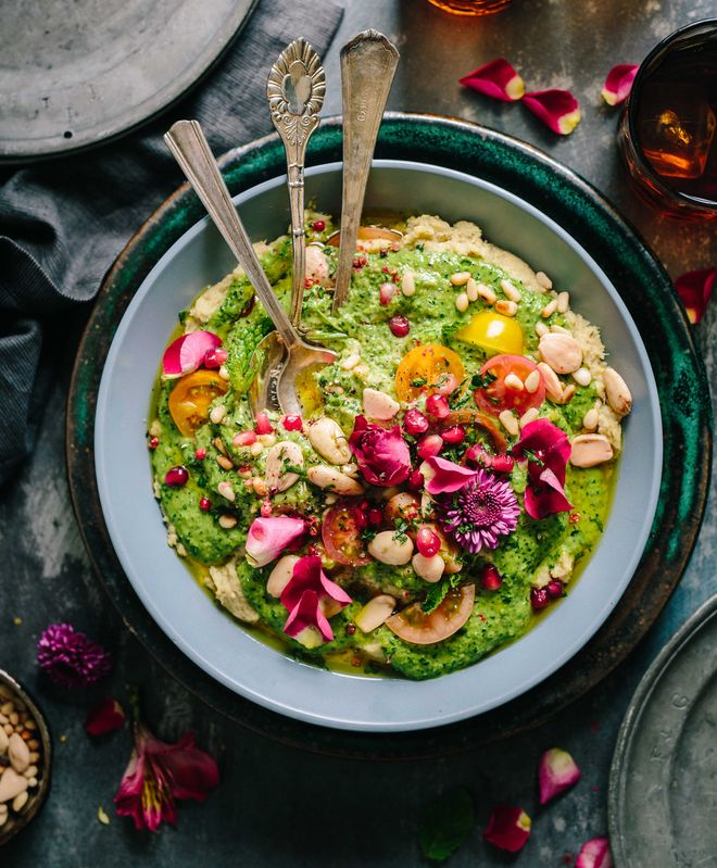 Des idées recettes végétariennes trop bonnes !