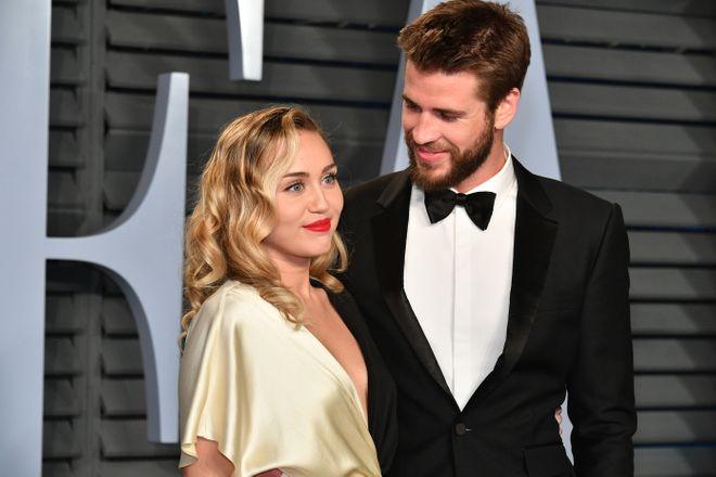 Die Liebesgeschichte von Miley Cyrus und Liam Hemsworth