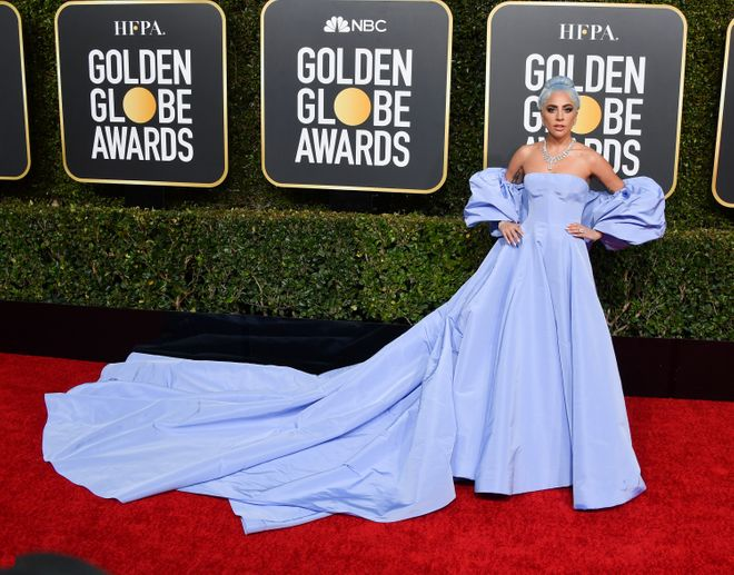 Golden Globes 2019: Lady Gaga