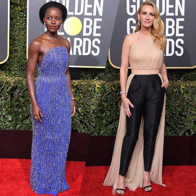 Les plus beaux looks repérés sur le tapis rouges des Golden Globes 2019