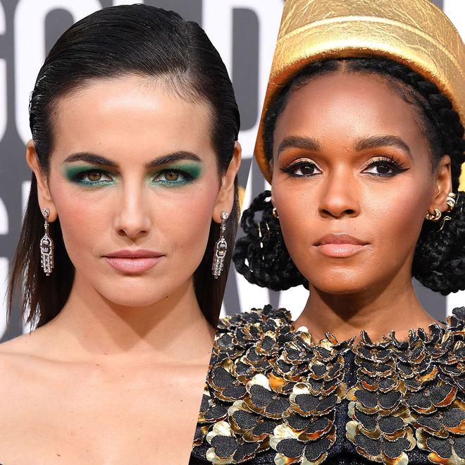 Golden Globes 2019 : 8 maquillages à regarder d'un peu plus près