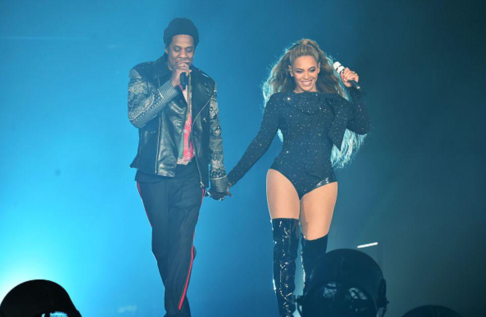 Jay-Z und Beyoncé: Ihre Liebesgeschichte in Bildern