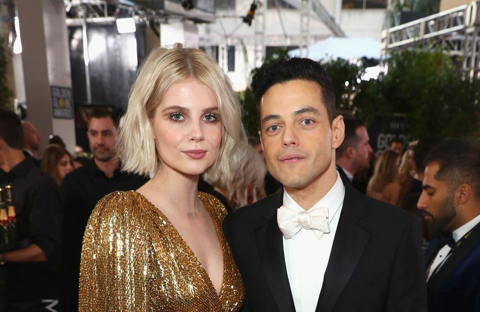Rami Malek y Lucy Boynton: amor más allá de 'Bohemian Rhapsody'