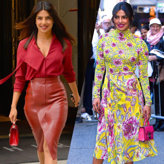 Les plus beaux looks de Priyanka Chopra