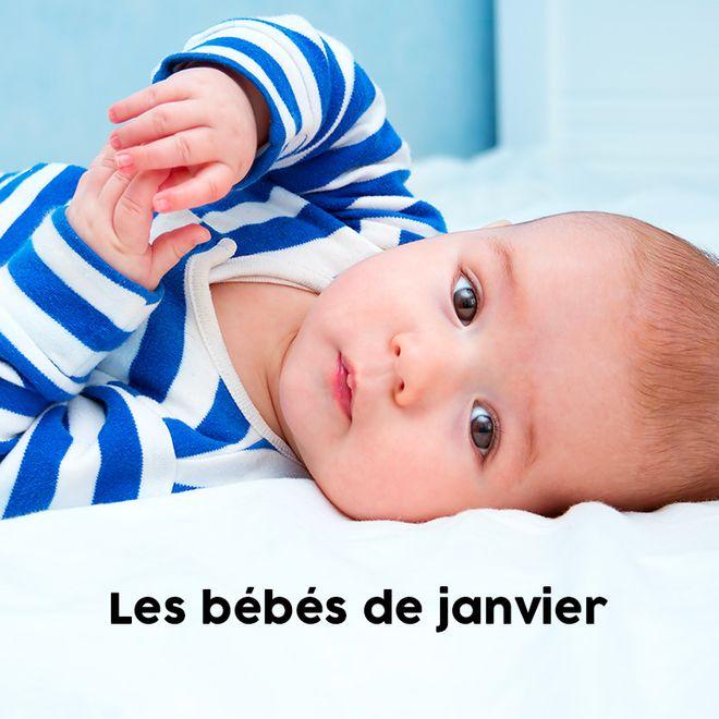 Les bébés de janvier