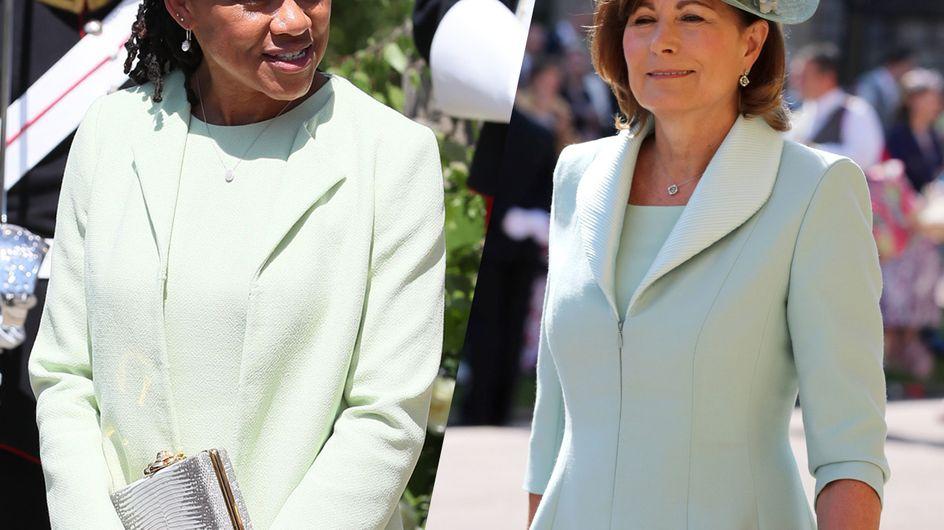 Tutto ciò che Doria Ragland e Carole Middleton hanno in comune!