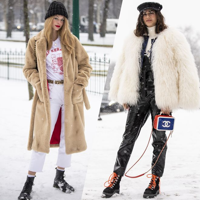Streetstyle : le meilleur de la Fashion Week