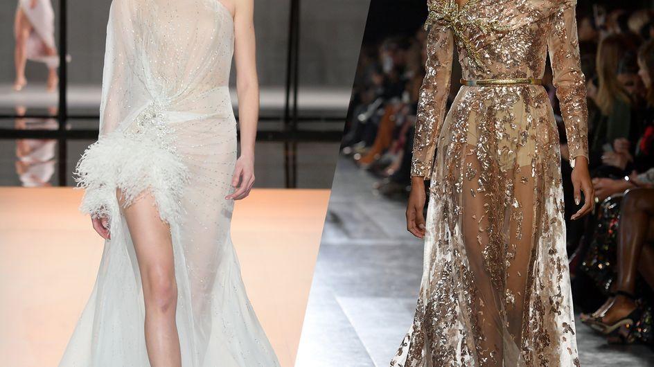Des robes magiques pour la Fashion Week Haute Couture automne/hiver 2020