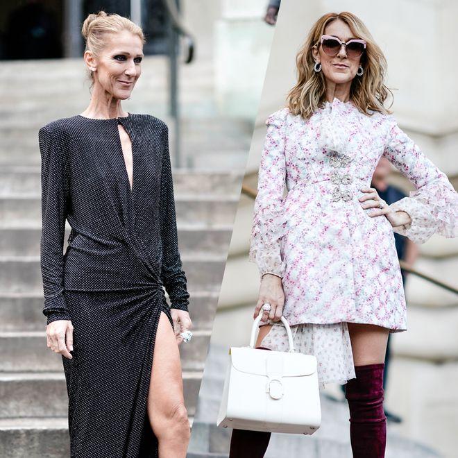 Céline Dion, de chanteuse à super fashionista !