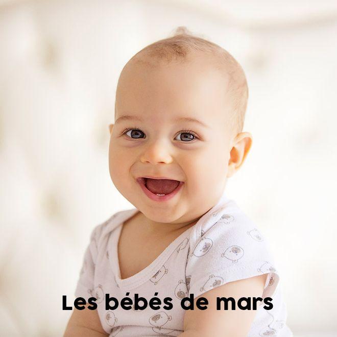 Les bébés de mars